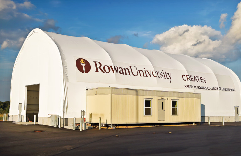 Rowan Engineering CREATEs solutions to roadway problems